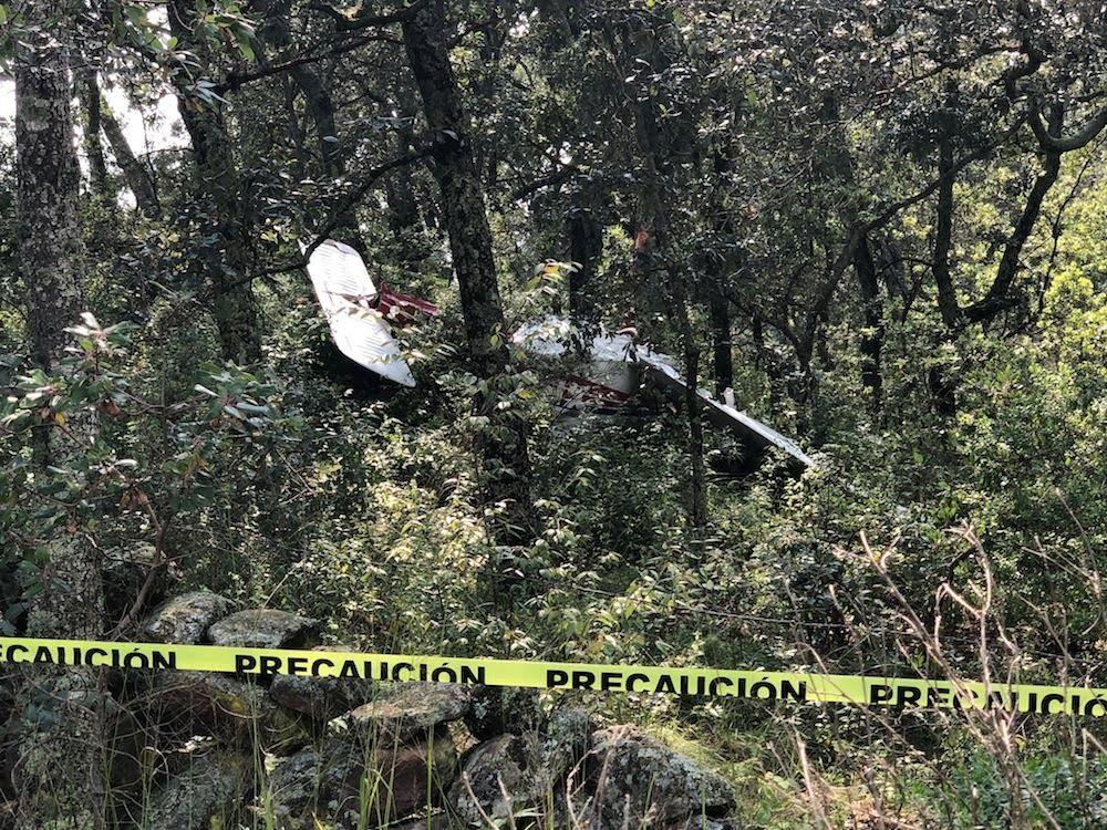 Accidentes de Aeronaves (Civiles) Noticias,comentarios,fotos,videos.  - Página 13 Cayo-avioneta-en-bosque-de-la-cruz-de-san-bartolo-en-amealco-9